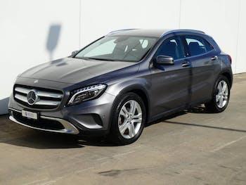 saloon Mercedes-Benz GLA-Klasse GLA 220 CDI 4m