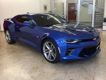 coupe Chevrolet Camaro 6.2 V8