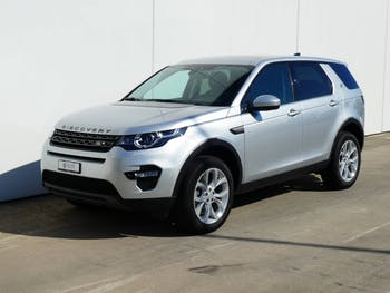 saloon Land Rover Discovery Sport 2.0 TD4 180 SE