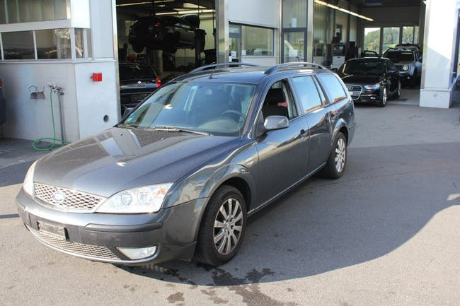estate Ford Mondeo 2.0i 16V Carving