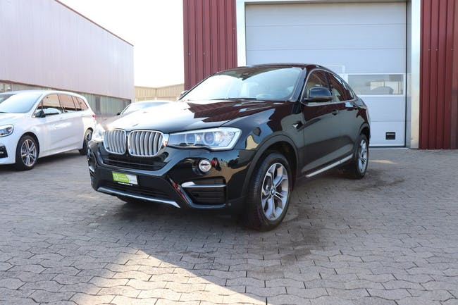 suv BMW X4 xDrive 20d xLine Steptronic