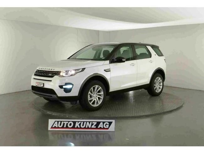suv Land Rover Discovery Sport 2.0TD4 SE Bi-Color Automat 2019