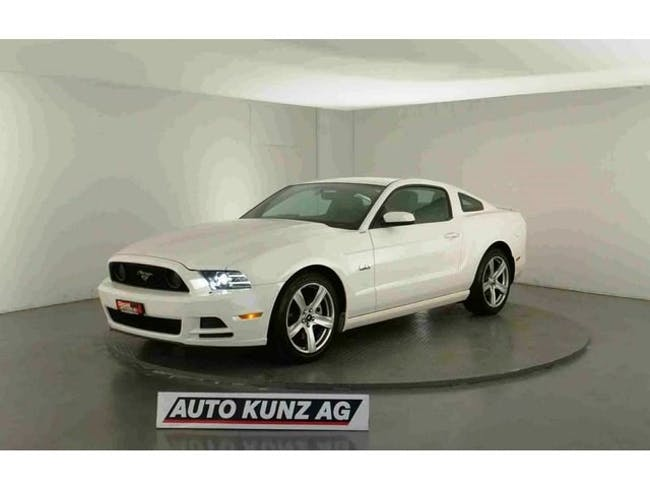 coupe Ford Mustang Coupe V8 GT 2013 Premium