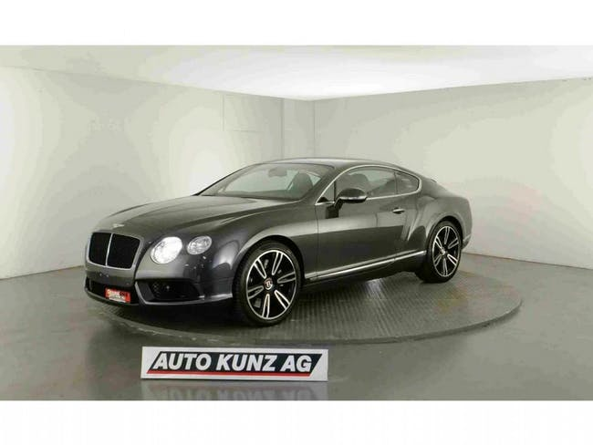 coupe Bentley Continental GT 4.0 V8 4WD