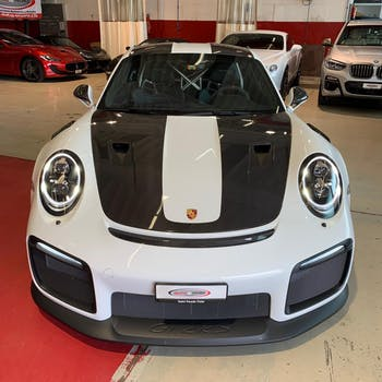 coupe Porsche 911 GT2 RS PDK