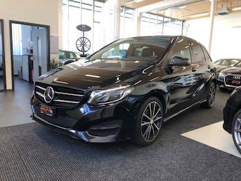 van Mercedes-Benz B-Klasse B 200 CDI Urban 4Matic 7G-DCT