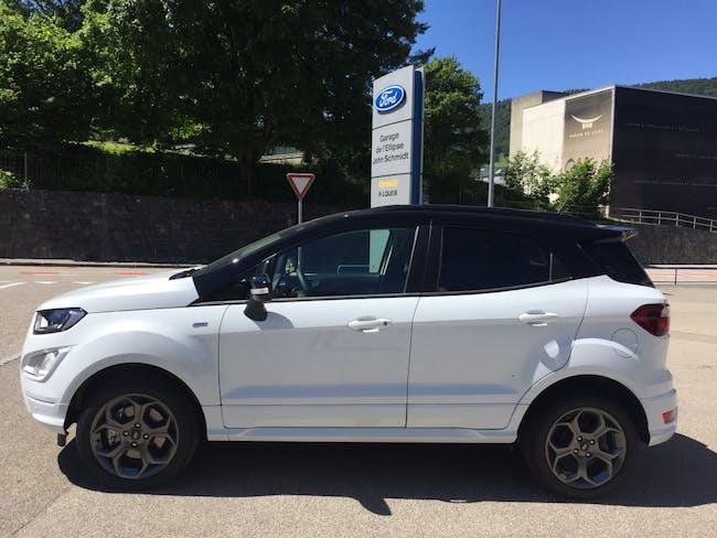 suv Ford EcoSport 1.5 TDCi ST-Line AWD
