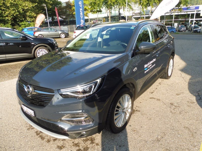 suv Opel Grandland X 1.2 T Excellence