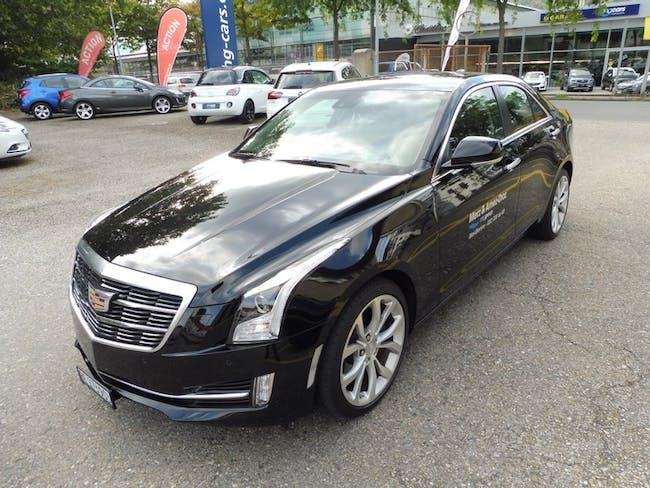 saloon Cadillac ATS 2.0 T Premium AWD
