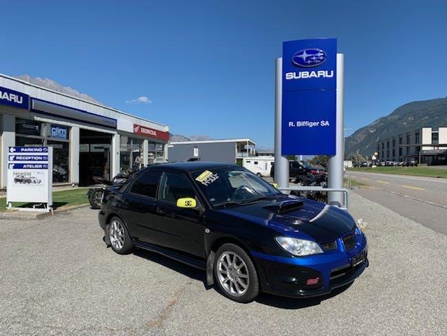 saloon Subaru Impreza 2.5 T WRX STI Limited S
