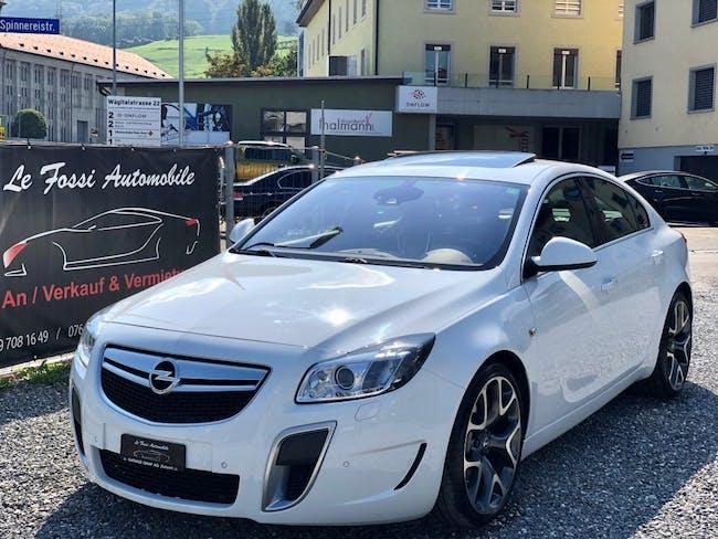 saloon Opel Insignia 2.8 Turbo OPC 4WD Automatic