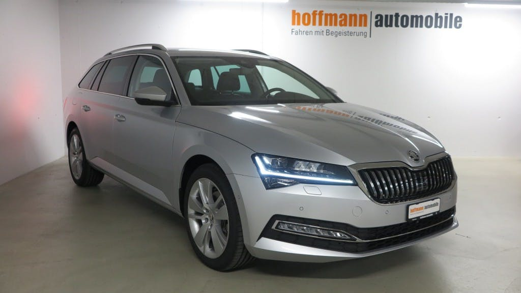 estate Skoda Superb Combi 2.0 TDi Style 4x4 DSG