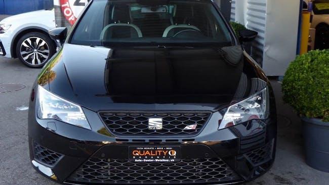 saloon SEAT Leon 2.0 TSI Cupra 280 DSG