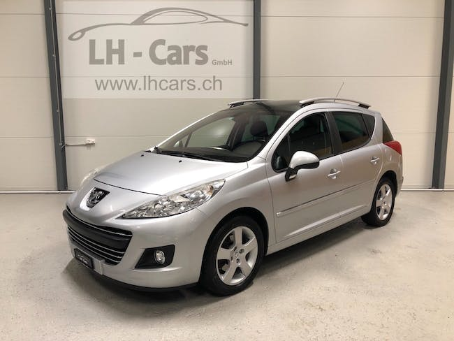estate Peugeot 207 SW 1.6 HDI Outdoor