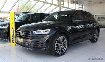 suv Audi SQ5 Q5 TDI quattro tiptronic