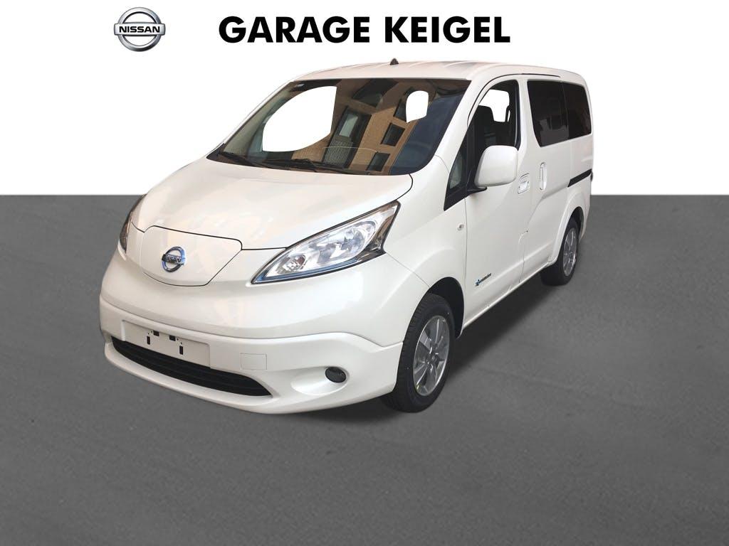 bus Nissan NV200 e-Kombi Elektro Evalia 5P