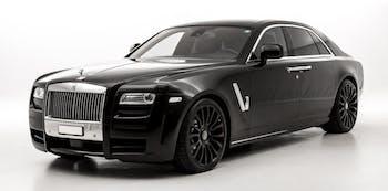 saloon Rolls Royce Ghost 6.6 V12 Mansory Edition