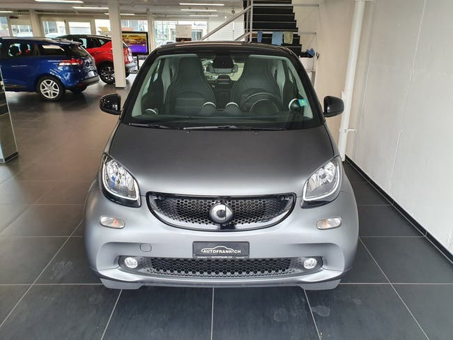 saloon Smart Fortwo prime