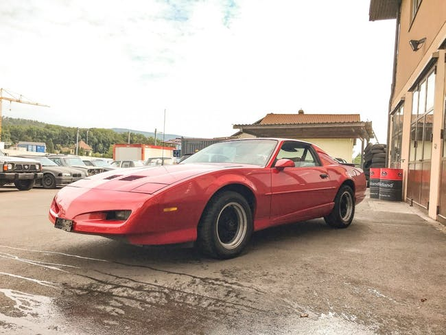 coupe Pontiac Firebird 5.0 V8 Trans Am