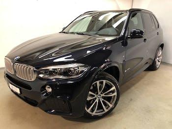 saloon BMW X5 40d xDrive SAG
