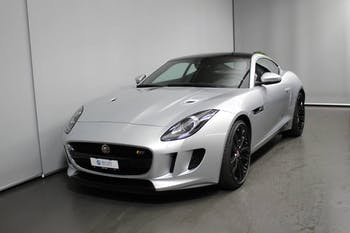coupe Jaguar F-Type 3.0 V6 S AWD