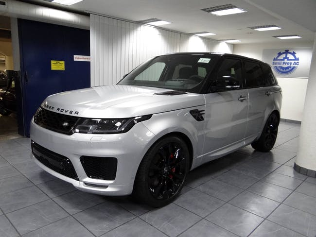 saloon Land Rover Range Rover Sport 3.0 i6 HST