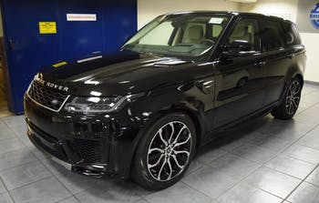 saloon Land Rover Range Rover Sport 3.0 i6 HSE