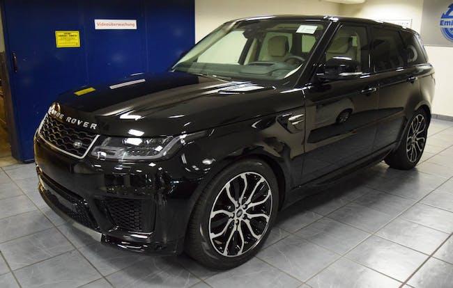 saloon Land Rover Range Rover Sport 3.0 i6 HSE