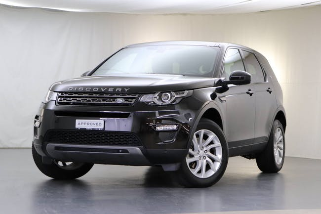 saloon Land Rover Discovery Sport 2.0 Si4 SE