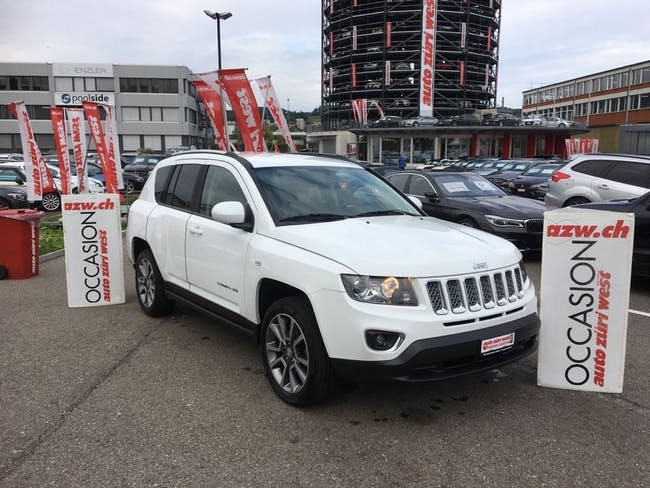 suv Jeep Compass 2.4 Limited Automatic