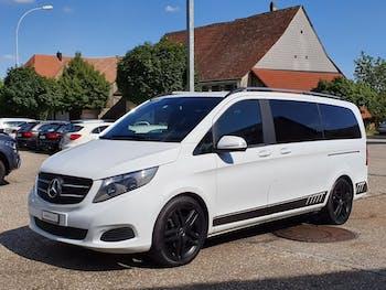 van Mercedes-Benz V-Klasse V 220 d lang 7G-Tronic