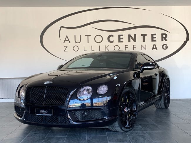 coupe Bentley Continental GT 4.0 V8