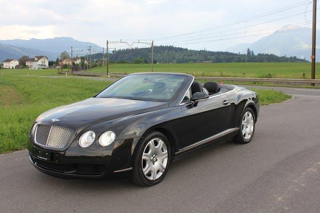 cabriolet Bentley Continental GTC 6.0