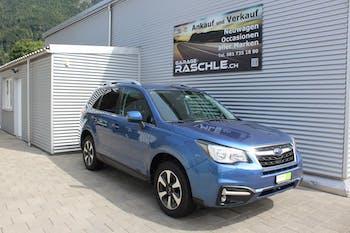 suv Subaru Forester 2.0i Swiss Lineartronic