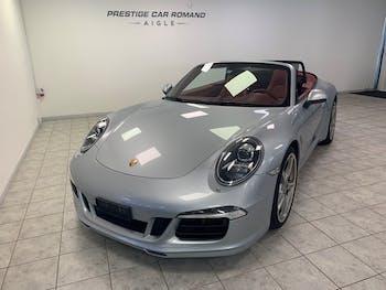 cabriolet Porsche 911 Cabrio Carrera S PDK