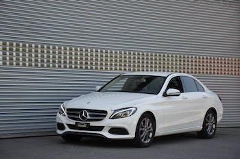 saloon Mercedes-Benz C-Klasse C 220 d Avantgarde 9G-Tronic