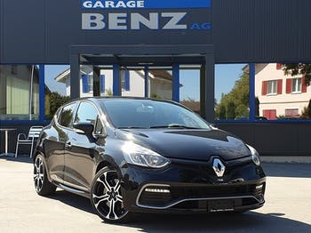 saloon Renault Clio Sport 1.6 T RS Trophy