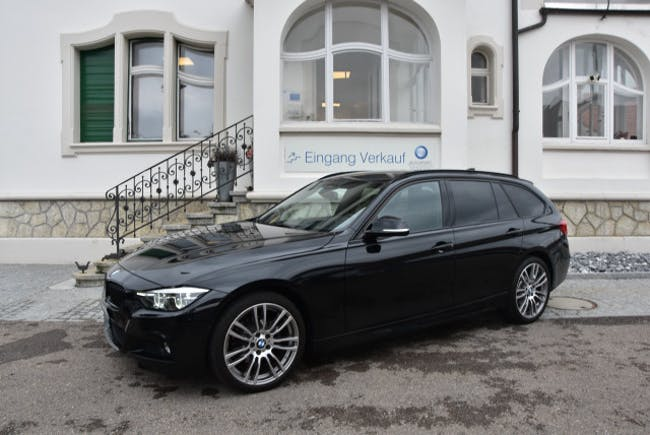 estate BMW 3er 320d xDrive TouringEdMS