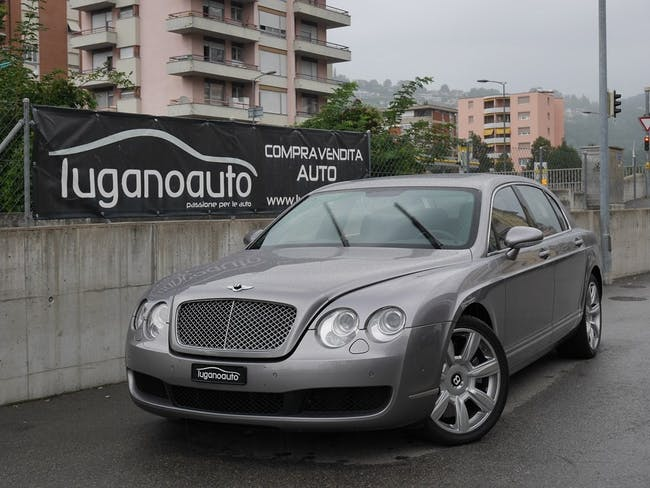 coupe Bentley Continental GT 6.0