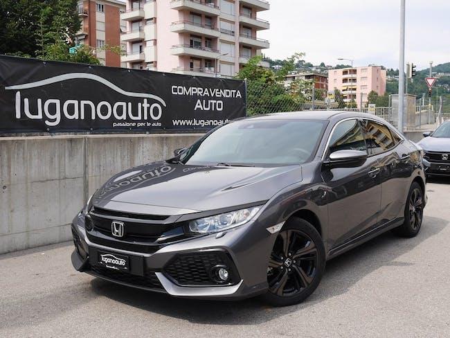 saloon Honda Civic 1.6 i-DTEC Elegance