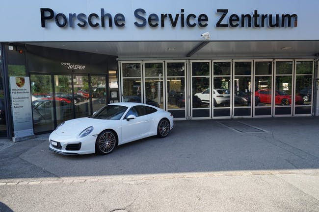 coupe Porsche 911 Carrera S PDK