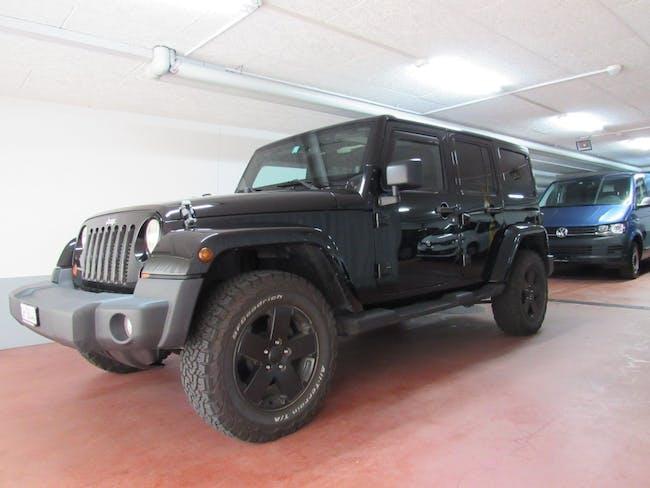 suv Jeep Wrangler 2.8CRD Unlimited Sahara Automatic