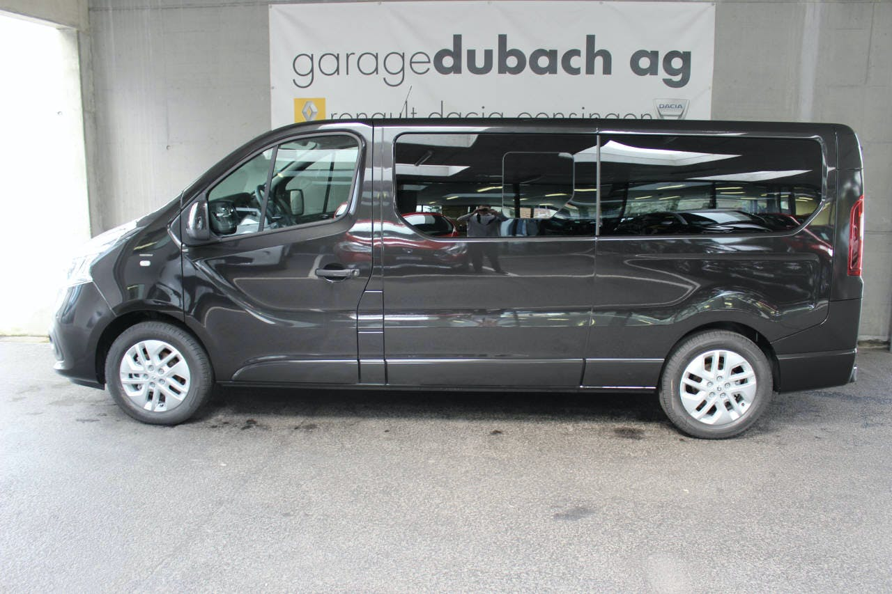 bus Renault Trafic Grand Spaceclass 2.0 dCi