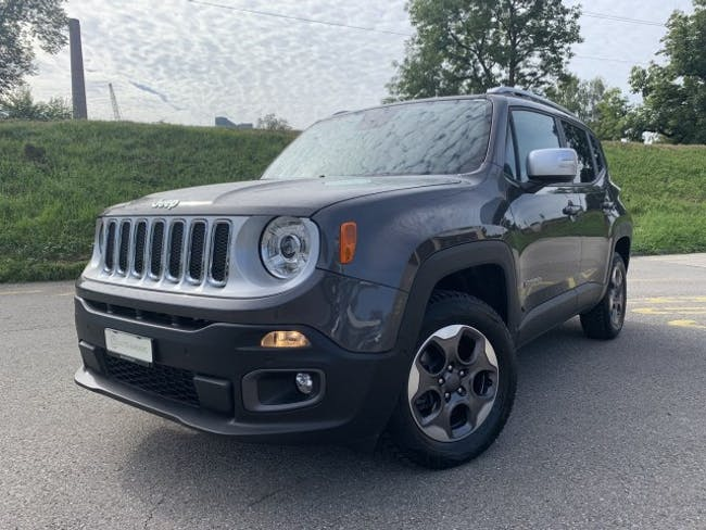 suv Jeep Renegade 1.4 T Limit. AWD