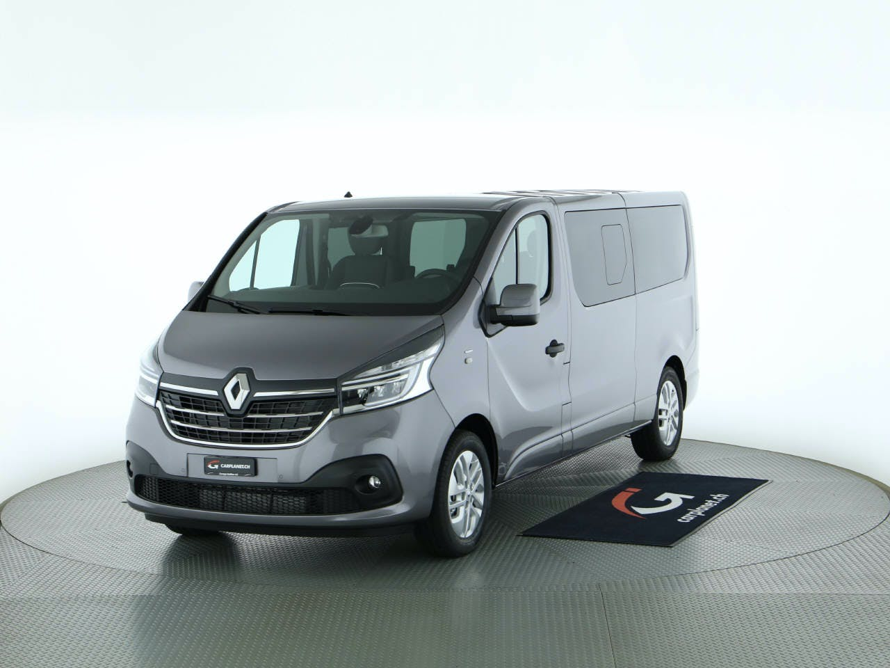 bus Renault Trafic Grand Spaceclass 2.0 dCi 170