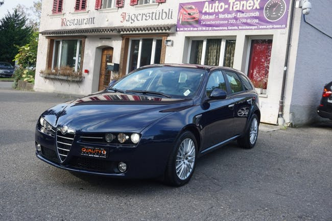 estate Alfa Romeo 159 Sportwagon 3.2 JTS Q4 Distinctive