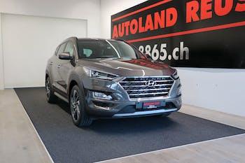 suv Hyundai Tucson 1.6 TGDI PremiumPLUS 4WD DCT