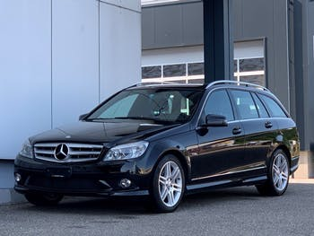 estate Mercedes-Benz C-Klasse C 250 CGI BlueEfficiency Avantgarde Automatic