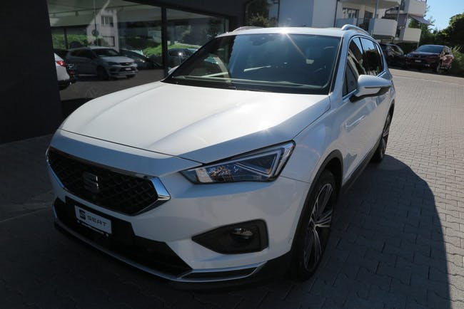 suv SEAT Tarraco 2.0 TDI CR Xcellence 4Drive DSG