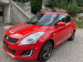 saloon Suzuki Swift 1.2i 16V PizSulai 4x4